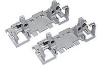 Монтажный адаптер, 2 шт., для настенного крепления (аналог 6037 3 003-00, 6455 3 027-00 LSA-Profil ADC-KRONE)
