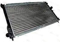 Радиатор охлаждения DAEWOO LANOS с кондиционером <ДК