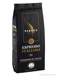 Кофе в зернах Parana Espresso Italiano, 1кг