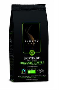 Кофе в зернах Parana Fairtrade Organic Coffee, 1кг