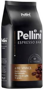 Кофе в зернах Pellini Espresso Bar No. 82 Vivace, 1кг