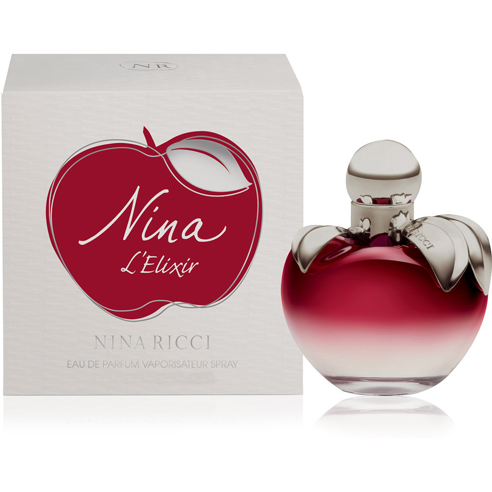 Парфюмированная вода женская (духи) Nina Ricci L`Elixir 100 мл