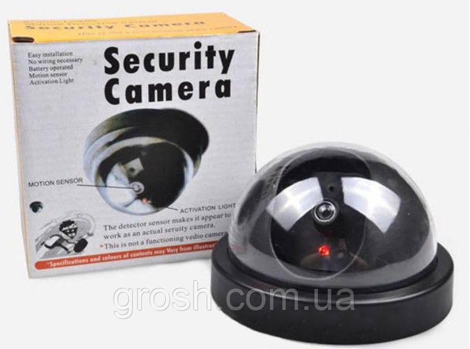 Муляж камеры с мигающим диодом