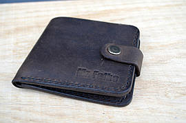 Класичний чоловічий гаманець з натуральної шкіри Mr. Falke