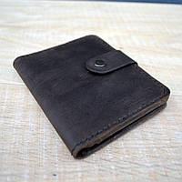 Мужское портмоне из натуральной кожи Mr. Falke