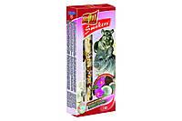 Vitapol колба для шиншилл, кокосы и лепестки роз (упаковка 2 шт)