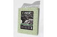 AnimAll Tofu соевый наполнитель с ароматом зеленого чая, 6 литров (2,6 кг)