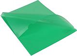 Папка куточок А4 зелена E31153-04, фото 2