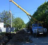 Кільця  бетонні КС10.9 каналізаційні АРМОВАНІ  1 метр, фото 5