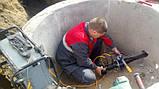 Кільця  бетонні КС10.9 каналізаційні АРМОВАНІ  1 метр, фото 8