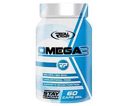 Омега 3 Real Pharm Omega 3 60 капсул