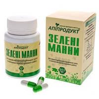 Зеленые манны - спирулина, эламин, цветочная пыльца