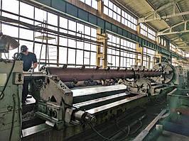 Станок 1К670Ф3 (ДИП - 1000 Токарный):  • Наибольший диаметр обрабатываемого изделия: над станиной: 2050 мм над суппортом 1450 мм • Наибольшая длинна устанавливаемой заготовки 12700 мм • Наибольшая масса устанавливаемой заготовки в центрах 700