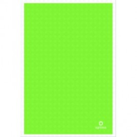 Папка куточок А4 180 мкм салатова O35120-13