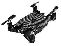 Селфи-дрон  Jjrc H49WH c камерой 720P WIFI 720P WIFI Черный