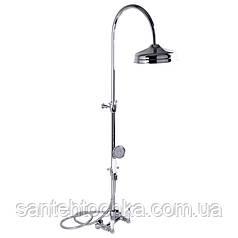 Змішувач для душу Bianchi First ESDFRS1057#026CRM з душовим комплектом