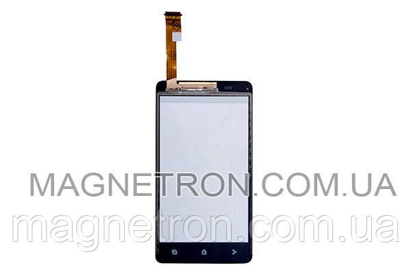 Сенсорный экран #XT6079A09A для мобильного телефона HTC 400 Desire Dual Sim, фото 2