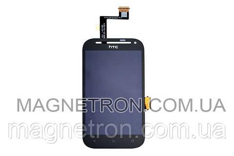 Дисплей + тачскрин #XT6074A22A для мобильных телефонов HTC T326e Desire SV