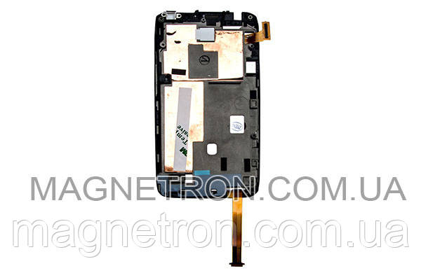 Дисплей + тачскрин + рамка для мобильных телефонов HTC X325s One XL, фото 2