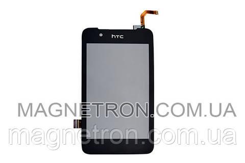 Дисплей + тачскрин #MA-434 для мобильных телефонов HTC 210 Desire Dual Sim
