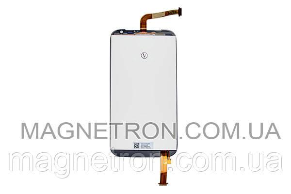 Дисплей + тачскрин #110C3-0498B для мобильных телефонов HTC X325s One XL, фото 2