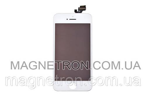 Дисплей с тачскрином + рамка для мобильных телефонов Apple iPhone 5