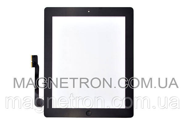 Тачскрин с кнопкой HOME для планшета Apple iPad 3/iPad 4, фото 2