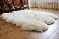 Ковер из 6-ти овечьих шкур, 200*160см