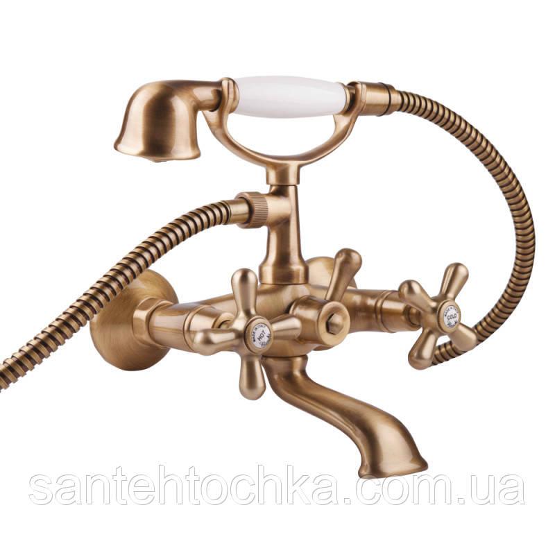 Змішувач для ванни Bianchi Old Fashion VSCOLF1023#OLF00VOT (VSCOLF 1023OLF00 VOT)