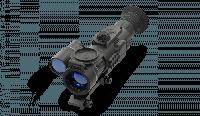 Цифровой прицел ночного видения Yukon Sightline N455 + крепление