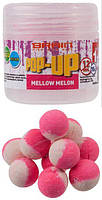 Бойлы Brain Pop-Up F1 12мм 15г Mellow melon (дыня)