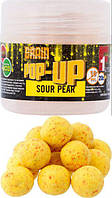 Бойлы Brain Pop-Up F1 12мм 15г Sour Pear (Груша)