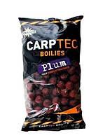 Бойлы Dynamite Baits Carp-Tec 1кг 15мм Plum