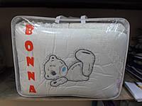 Детский постельный комплект Bonna с вышивкой