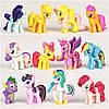 Большой Набор фигурок Май Литл Пони My little pony фигурки Пони 12 шт, фото 3