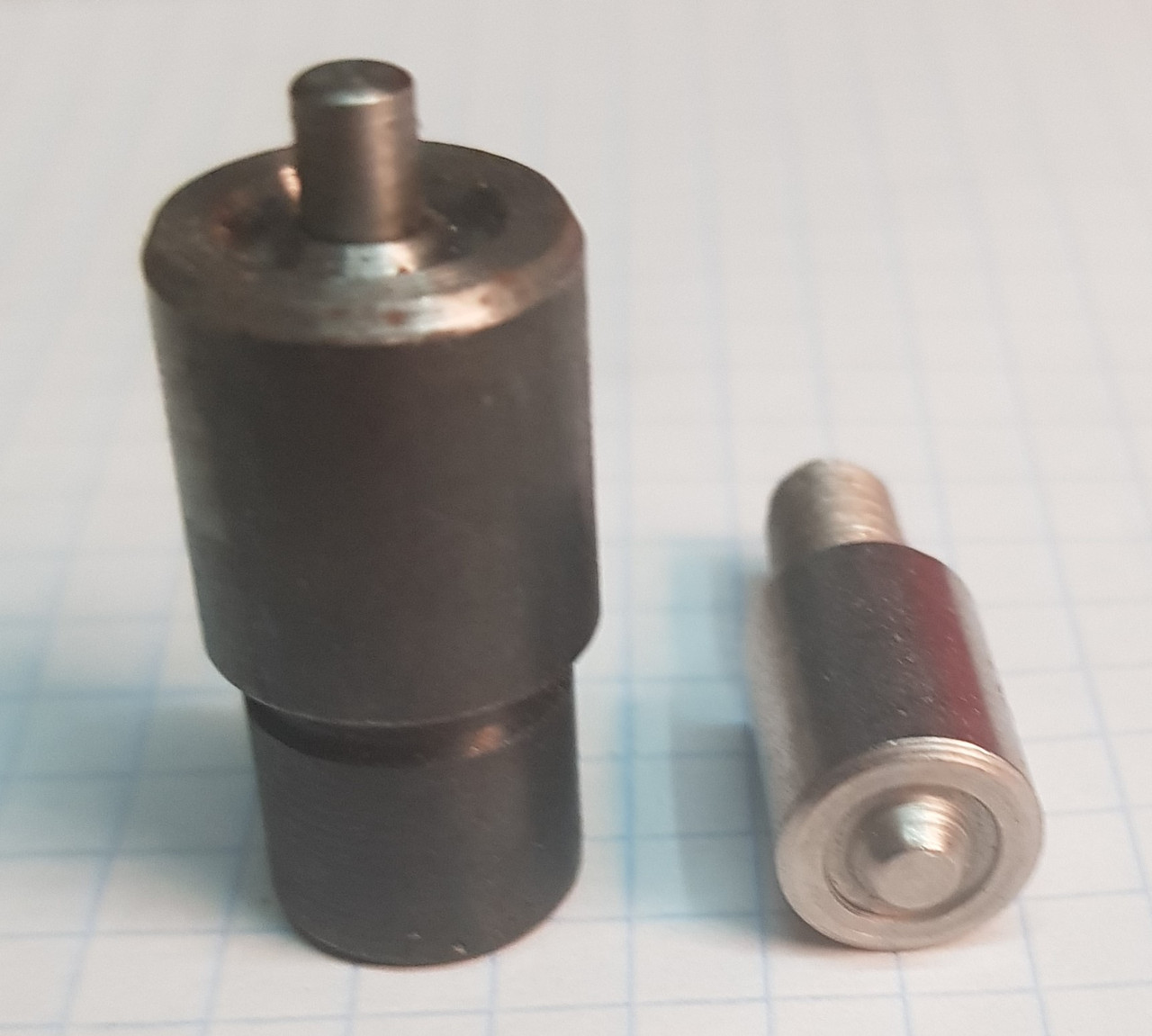 Матрица на люверс фистон Ф-2 (4мм)