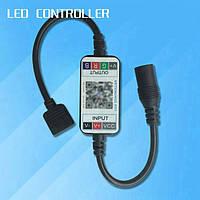 Блютуз контроллер для светодиодной ленты Bluetooth. Smart BBL-RGB-W/B-03