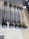Штанги неразборные 5-50 кг МК-0550, фото 2