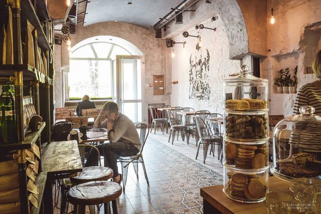 """Кофейня """"Три бобра"""", Днепропетровск 4"""