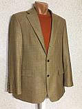 Піджак GRAAF VAN (шовк+вовна) - 52, фото 2