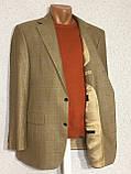 Піджак GRAAF VAN (шовк+вовна) - 52, фото 5