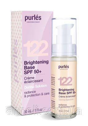 Сияющая основа SPF 50+ Purles