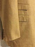 Пиджак OSCAR JACOBSON (шелк+шерсть) - 52, фото 3