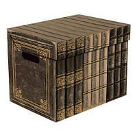 Ящик для хранения картонный ONE,  старая книга