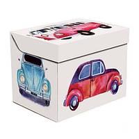 Ящик для хранения картонный ONE, авто 1