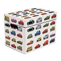 Ящик для хранения картонный ONE, авто 2
