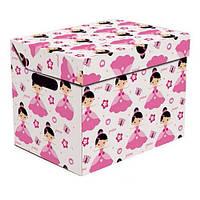 Ящик для хранения картонный ONE, princess