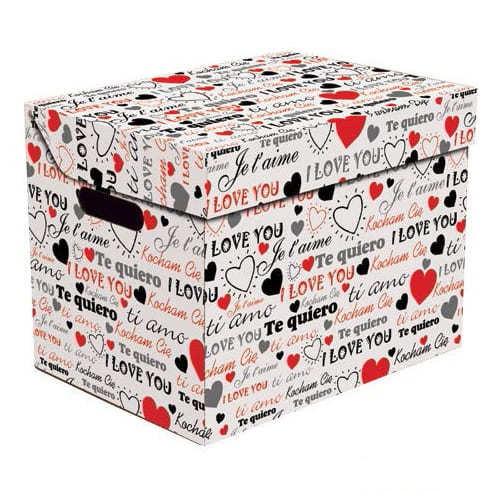 Ящик для хранения картонный ONE, Iove