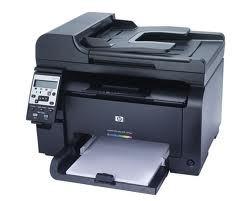 HP LaserJet Pro 100 M175nw описание