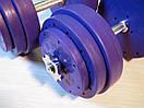 "Набор ""Титан"" ПРО 45 кг (W-гриф), фото 6"